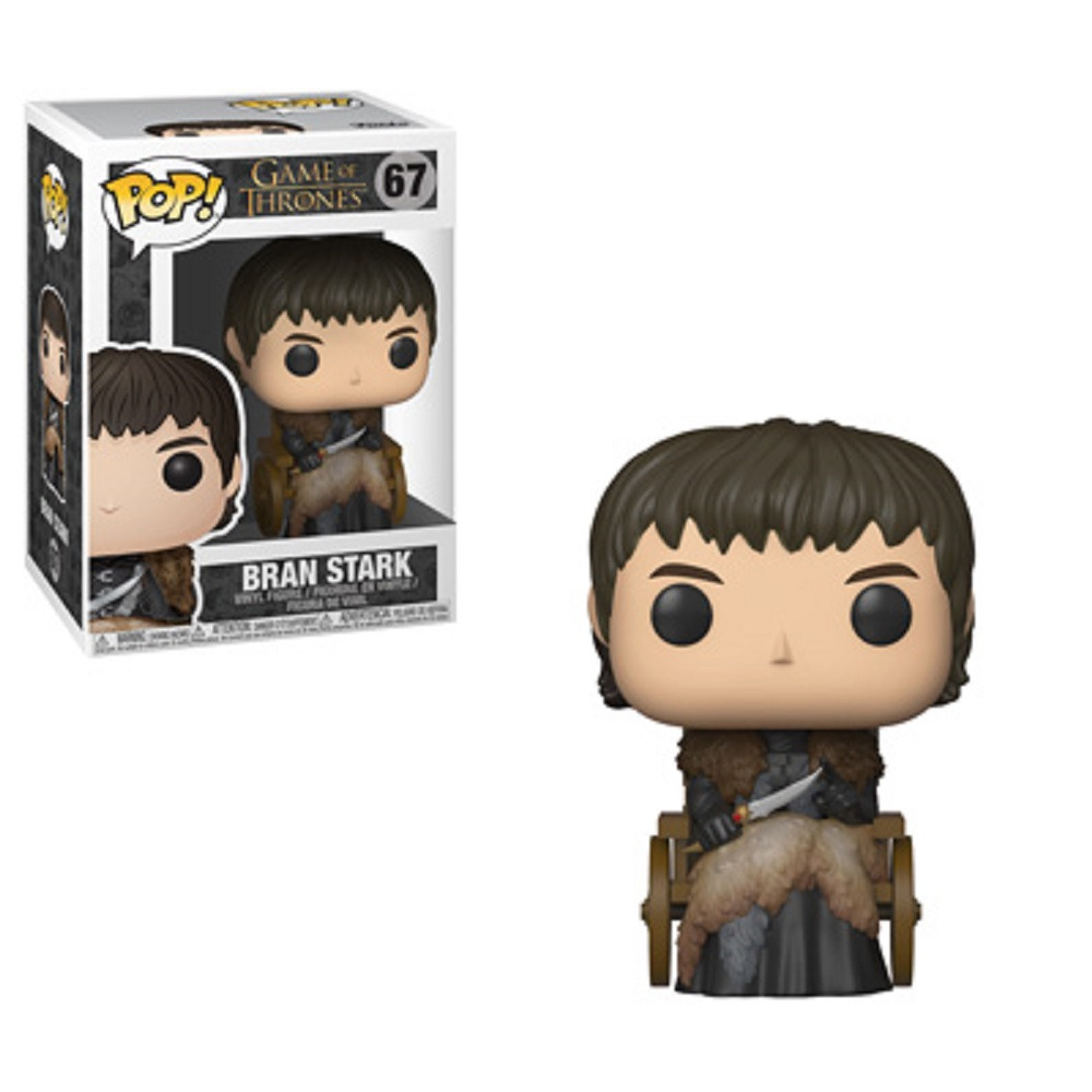 Funko POP - Bran Stark - Game of Thrones S9 - Vinyl Collectible Figure