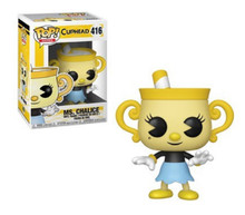 Funko POP - Ms Chalice - Cuphead S2 - Vinyl Collectible Figure