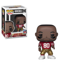 Funko POP - NFL Legends - Jerry Rice - Vinyl Collectible Figure