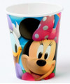 Cups - Minnie Mouse - 9oz Paper - 8ct