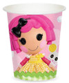 Cups - Lalaloopsy - 9oz Paper - 8ct - Pink
