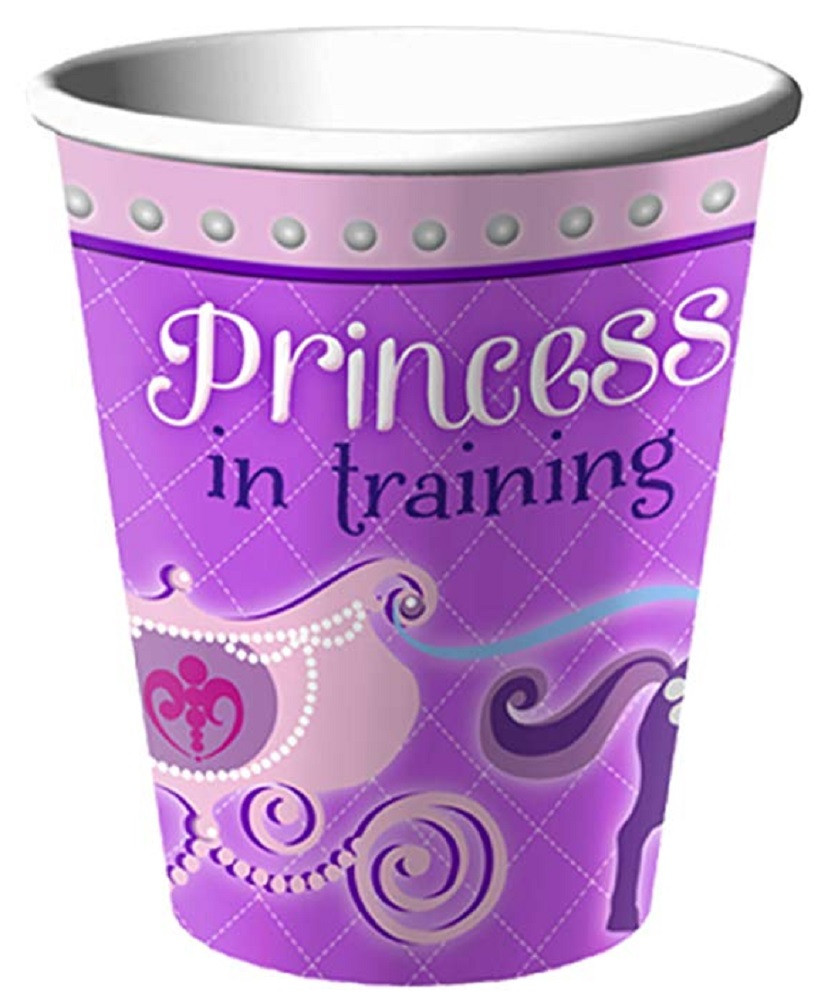 Cups - Sofia the First - 9oz Paper - 8ct