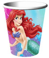 Cups - Little Mermaid Ariel - 9oz Paper - 8ct