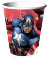 Cups - Avengers - 9oz Paper - 8ct