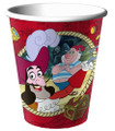 Cups - Jake and the Neverland Pirates - 9oz Paper - 8ct