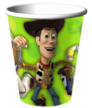 Cups - Toy Story - 9oz Paper - 8ct