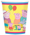 Cups - Peppa Pig - 9oz Paper - 8ct