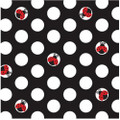 Napkins - Ladybug - Small - Paper - 2Ply - 16ct - 10 X 10 in
