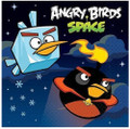 Napkins - Angry Birds - Small - Paper - 2Ply - 16ct - 10 X 10 in