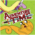 Napkins - Adventure Time - Large - Paper - 2Ply - 16ct - 13 X 13 in