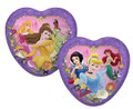 Plates - Disney Princess - Large - 9 in - Paper - 8ct