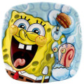 Plates - Spongebob - Large - 9 in - Paper - 8ct