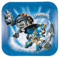 Plates - Skylanders - Small - 7 in - Paper - 8ct