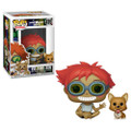 Funko POP - Cowboy Bebop - Edward and Ein - Vinyl Collectible Figure