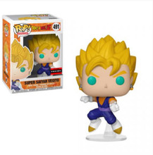 Funko POP - Dragonball Z - Super Saiyan Vegitto - Vinyl Collectible Figure