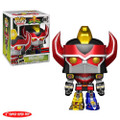 Funko POP - Power Rangers - Metallic Megazord - 6 Inch - Vinyl Collectible Figure