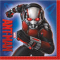 Napkins - Ant-Man - Large - Paper - 2Ply - 16ct - 13 X 13 in