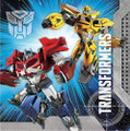 Napkins - Transformers - Large - Paper - 2Ply - 16ct - 13 X 13 in