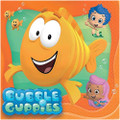 Napkins - Bubble Guppies - Large - Paper - 2Ply - 16ct - 13 X 13 in