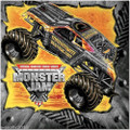 Napkins - Monster Truck Jam - Large - Paper - 2Ply - 16ct - 13 X 13 in