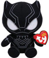 Plush Toy - Black Panther - Beanie Baby - 8 Inch