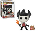 Funko POP - Don't Starve - Wilson w Chester - Vinyl Collectible Figure
