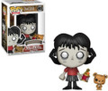 Funko POP - Don't Starve - Willow w Bernie - Vinyl Collectible Figure