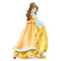 Belle - Holiday (Limited Edition) - Cardboard Cutout