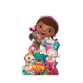 Doc McStuffins Pet Vet (Disney Junior) - Cardboard Cutout