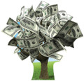 Money Tree - Cardboard Cutout