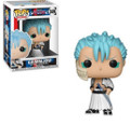 Funko POP - Bleach - Grimmjow - Vinyl Collectible Figure