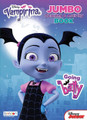 Coloring Book - Vampirina - Coloring and Activity Book - 64p - Going Batty