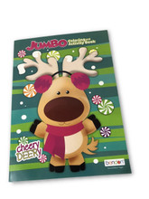 Coloring Book - Holiday - Coloring and Activity Book - 64p - Cheery Deary