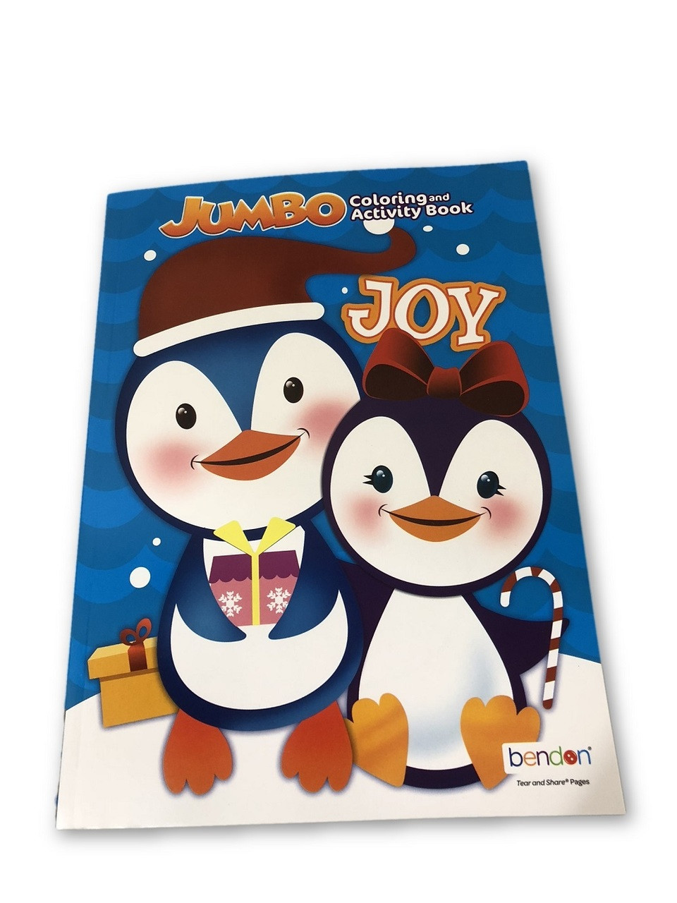 Coloring Book - Holiday - Coloring and Activity Book - 64p - Penguin