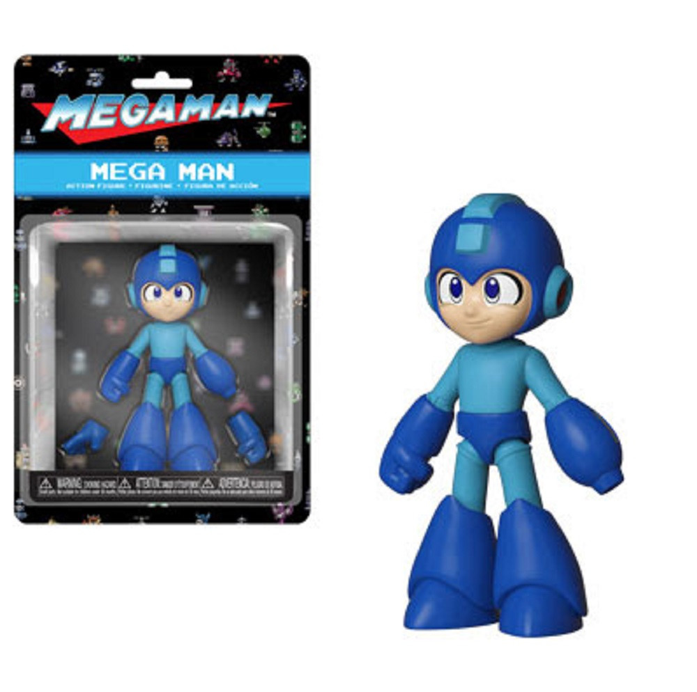 Action Figure - Mega Man - Mega Man - 5 Inch