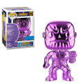 Funko POP - Avengers: Infinity War - Thanos - Purple Chrome Exclusive