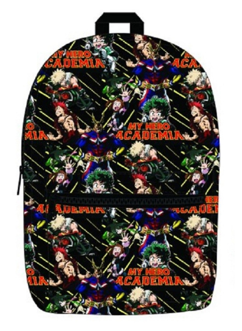 Backpack - My Hero Academia - Large 17 Inch - All Over Print - Sublimated