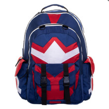 Backpack - My Hero Academia - All Might - Large 18 Inch - Front