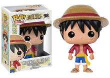 Funko POP - One Piece - Luffy - Figure
