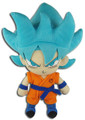 Plush Toy - Dragon Ball Super - SSGSS Goku - 8 Inch