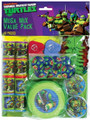 Ninja Turtles - Mega Mix Value Pack - 48pc Set