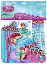 Ariel - Value Pack - 48pc Set - Little Mermaid
