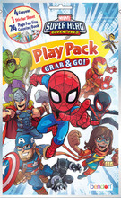 Party Favors - Super Hero Adventures - Grab and Go Play Pack - 1ct