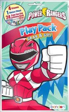 Party Favors - Power Rangers - Grab and Go Play Pack - 1ct - Animated