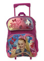 Backpack - Jojo Siwa - Rolling 16 Inch Large - Front View