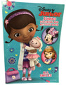 Coloring Book - Doc McStuffins - C&A Book - All Smiles