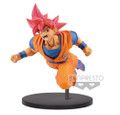 Dragon Ball Super Son Goku Fes!! Vol.9 - Super Saiyan God Figure