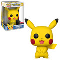"Funko POP! Games: Pokemon 10"" Pikachu (Exclusive)"