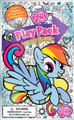 Party Favors - My Little Pony - Grab and Go Play Pack - Rainbow Dash - 1ct