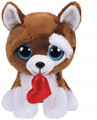 Plush Toy - Smootches - Beanie Baby - 6 Inch Small